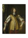 Portrait of Prince Rupert, Count Palatine of Rhine Giclée-Premiumdruck von Anthony Van Dyck
