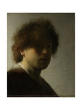 Self-Portrait Prints by  Rembrandt van Rijn