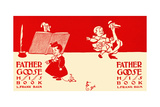 Father Goose, His Book, L. Frank Baum Prints by W.w. Denslow