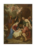 Adoration of the Shepherds Prints by Gaspar de Crayer