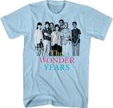 The Wonder Years- Close Cast T-Shirt