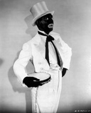 Eddie Cantor in White Suit With Hat Photo by  Movie Star News