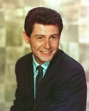 Eddie Fisher smiling in Tuxedo Portrait Photo by  Movie Star News