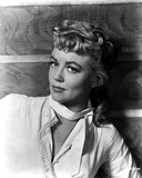 Dorothy Malone Leaning Portrait Photo by  Movie Star News