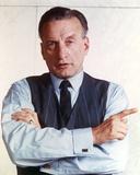 George Scott Close-up Portrait Photo by  Movie Star News