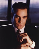 Adrian Pasdar Posed in Black Suit Close Up Portrait Photo af Movie Star News