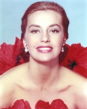 Cyd Charisse Close up Portrait Photo by  Movie Star News