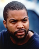 Ice cube in Navy Blue Shirt Photo by  Movie Star News
