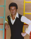 Frankie Avalon Posed in Black Vest Photo by  Movie Star News