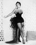 Elizabeth Taylor Posed Dress Classic Portrait Photo by  Movie Star News