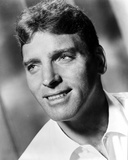 Burt Lancaster Looking Up and wearing White Polo Photo by  Movie Star News