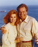Hart To Hart Man and Woman in a Long Sleeve Top Embraced by a Man Photo by  Movie Star News