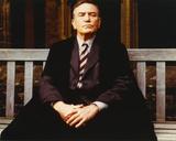 Albert Finney sitting in Tuxedo Photo by  Movie Star News