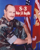 Gerald McRaney Posed in Military Attire Photo by  Movie Star News