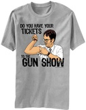 The Office- Gun Show Camisetas