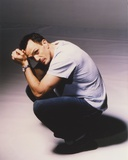 Hank Azaria Posed wearing Gray Shirt Portrait Photo by  Movie Star News