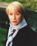 Helen Mirre Portrait in Gray Shawl Photo by  Movie Star News