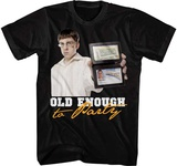 Superbad- Old Enough to Party T-shirts