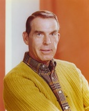 Fred MacMurray in Sweater Portrait Photo by  Movie Star News