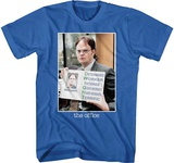 The Office- Dwight Spelled Out Shirts