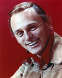 Frank Gorshin smiling with Red Shirt Photo by  Movie Star News