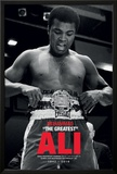 Muhammad Ali- Accepting The Belt Commenorative Prints