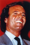 Julio Iglesias Portrait in Formal Attire Photo by  Movie Star News