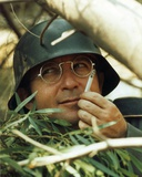 Arte Johnson Close Up Portrait with Cigarette Photo by  Movie Star News