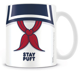 Ghostbusters - Stay Puft Mug Taza