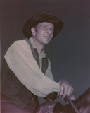 Bruce Bennett in Cowboy Outfit Portrait Photo by  Movie Star News