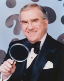 Ed McMahon smiling in Black Tuxedo Photo by  Movie Star News