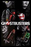 Ghostbusters- Well Equipped Team Posteres