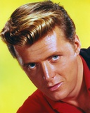 Edd Byrnes Close Up Portrait Photo by  Movie Star News