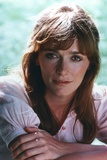 Margot Kidder Posed in Blouse with Arm's Cross Photo by  Movie Star News