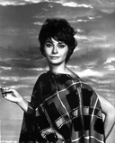 Elizabeth Ashley Portrait in Plaid Towel Photo by  Movie Star News