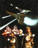 Battlestar Galactica Poster Image Photographie par  Movie Star News