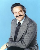 Hal Linden smiling in Formal Outfit Portrait Photo by  Movie Star News