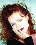 Belinda Carlisle Close up Portrait Photo by  Movie Star News