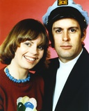 Captain & Tennille with Glass Close Up Portrait Photo by  Movie Star News