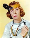 Imogene Coca Posed in Doctor Uniform Photo by  Movie Star News