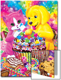 Rainbow Matinee Posters by Lisa Frank