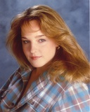 Helen Hunt Portrait in Checkered Shirt Photo by  Movie Star News