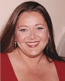 Camryn Manheim smiling in Portrait Photo by  Movie Star News