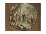 Continence of Scipio Prints by Giacinto Diana