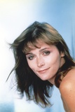 Margot Kidder smiling in Close Up Portrait Photo by  Movie Star News