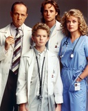 Doogie Howser Cast Portrait in Uniforms Photo by  Movie Star News