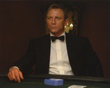 Daniel Craig Seated in Black Tuxedo Photo by  Movie Star News