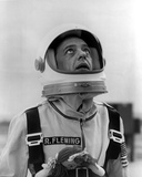 Don Knotts in Austronaut Outfit With White Background Photo by  Movie Star News