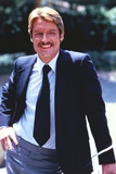 Perry King Pose in Formal Suit Photo by  Movie Star News