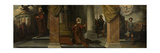 Parable of the Pharisee and the Publican (Tax Collector) Prints by Barent Fabritius
